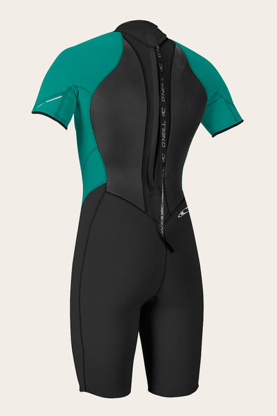WOMENS BAHIA 2/1MM S/S SPRING WETSUIT