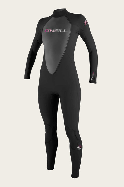 WOMENS REACTOR 3/2 FULL WETSUIT