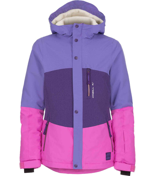 GIRLS CORAL SNOW JACKET