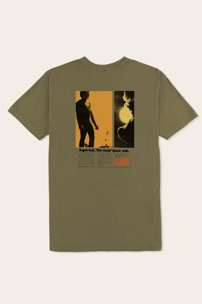 LIMITED EDITION JACK O'NEILL TRIBUTE 1970's TEE