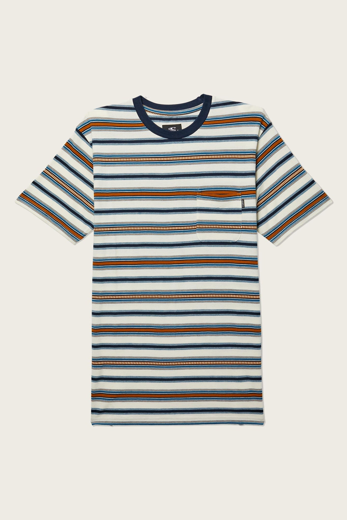 Abbot Pocket Tee - Bone | O'Neill
