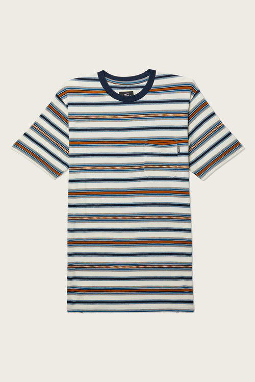 ABBOT POCKET TEE