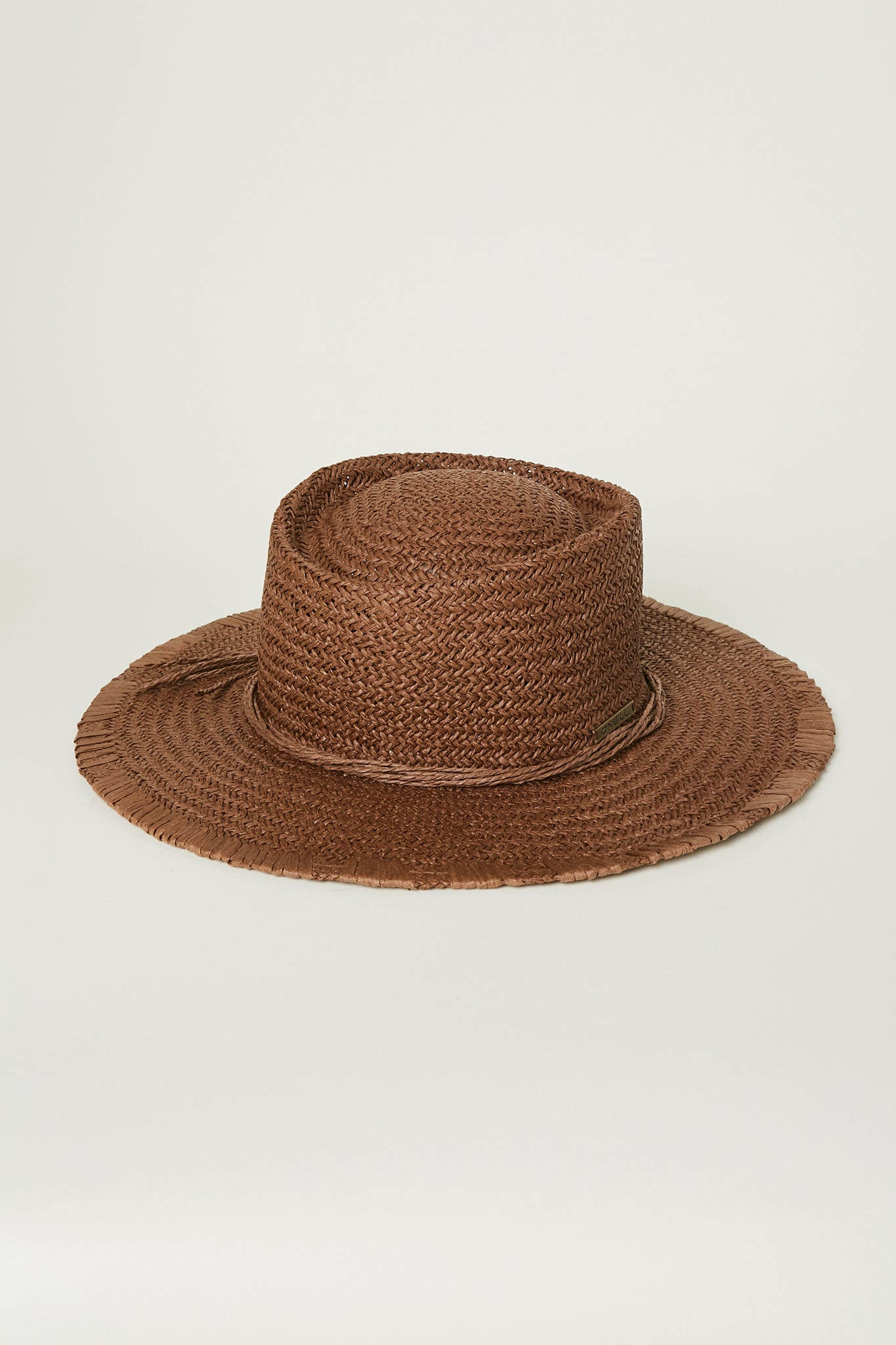 Abroad Straw Hat - Brown | O'Neill