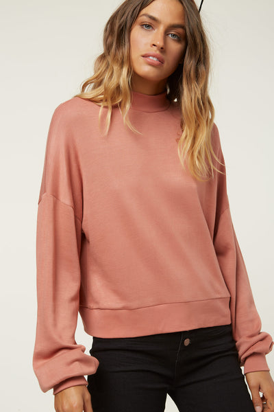 ADONIS PULLOVER SWEATER