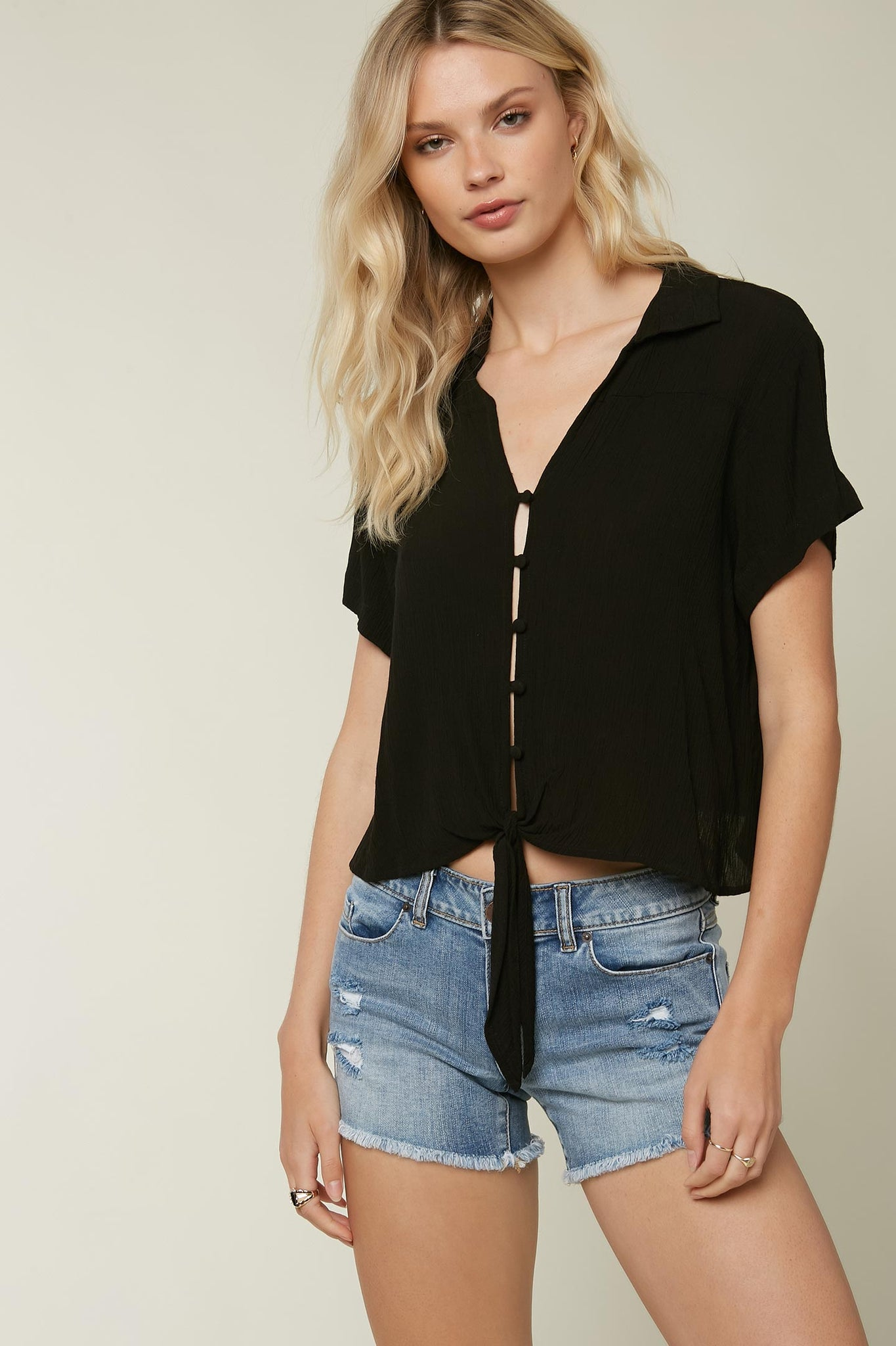 Aiden Top - Black | O'Neill