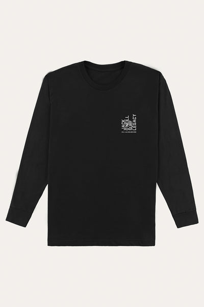 JACK O'NEILL ALIGNED LONG SLEEVE TEE