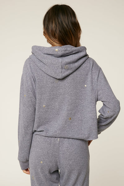 ALLENDALE HOODED PULLOVER