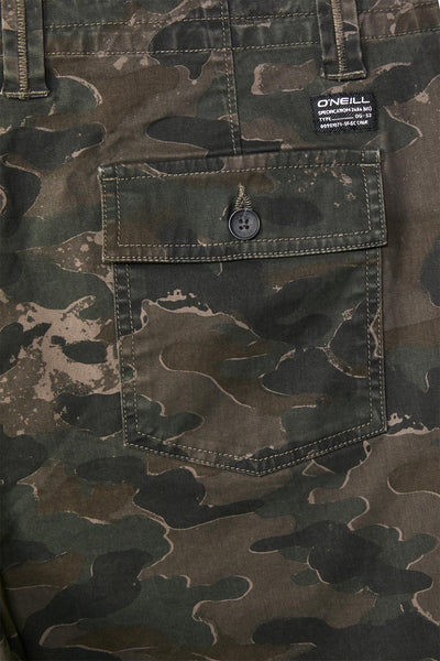 ALLIANCE CAMO SHORTS