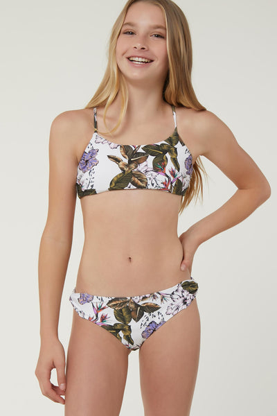 Girls Allure Paradise Bralette Set | O'Neill Clothing USA