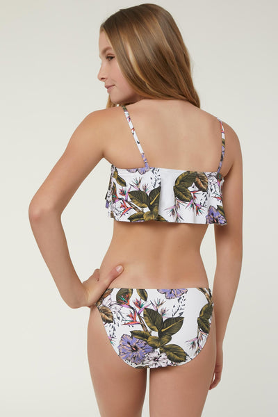 Girls Allure Paradise Flounce Top Set | O'Neill Clothing USA