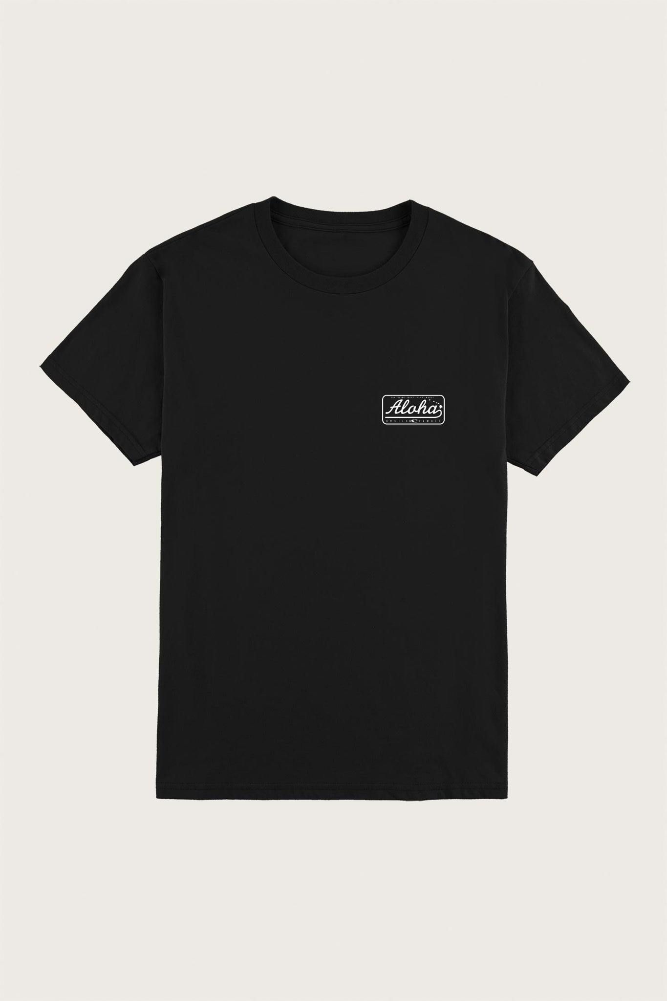 Aloha Badge Tee - Black | O'Neill