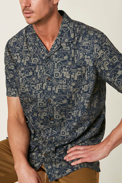 JACK O'NEILL ALOHA FRIDAY SHIRT