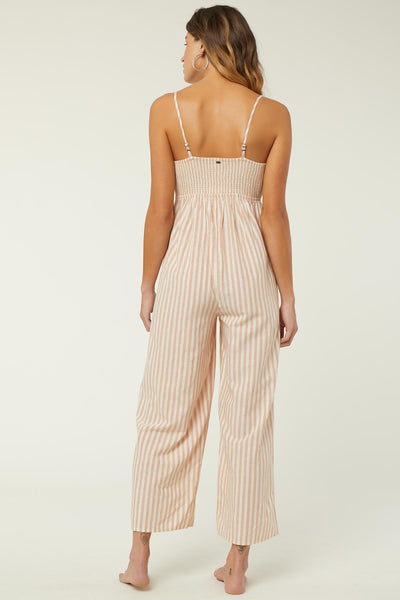 Anabella Stripe Jumpsuit | O'Neill Clothing USA