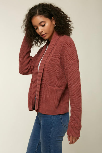 Anchor Cardigan Sweater | O'Neill Clothing USA