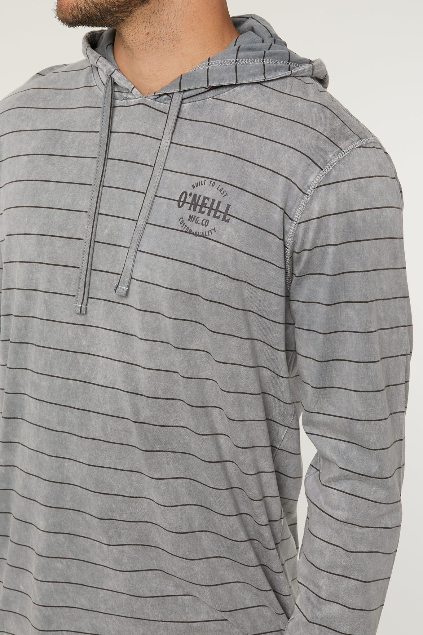 Anden Hooded Pullover - Grey | O'Neill