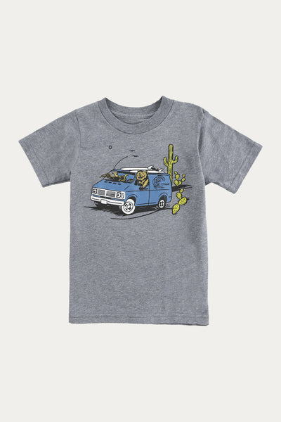 LITTLE BOYS AREA 52 TEE