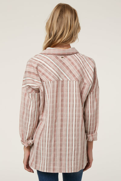 ARLOW STRIPE TOP