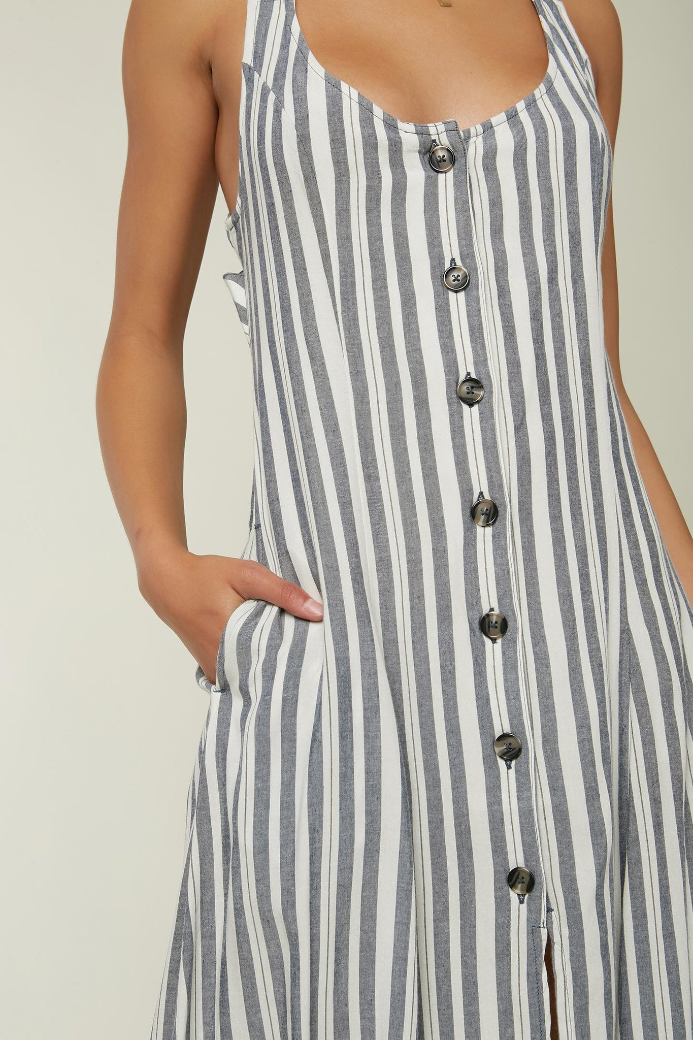 Asher Stripe Dress | O'Neill Clothing USA
