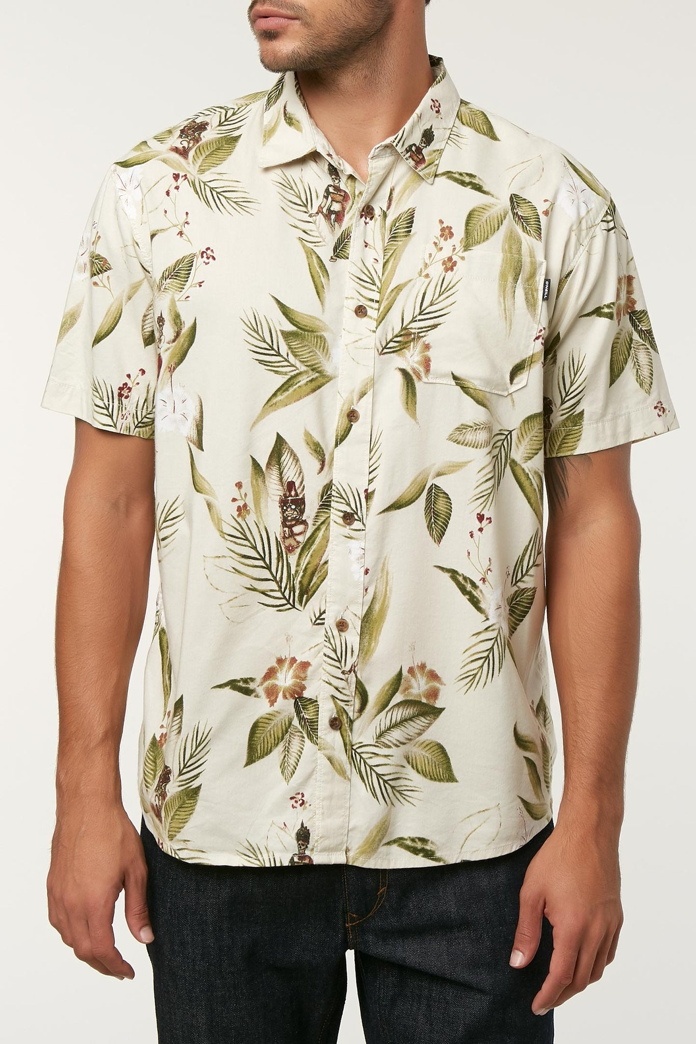 Bali High Shirt | O'Neill Clothing USA