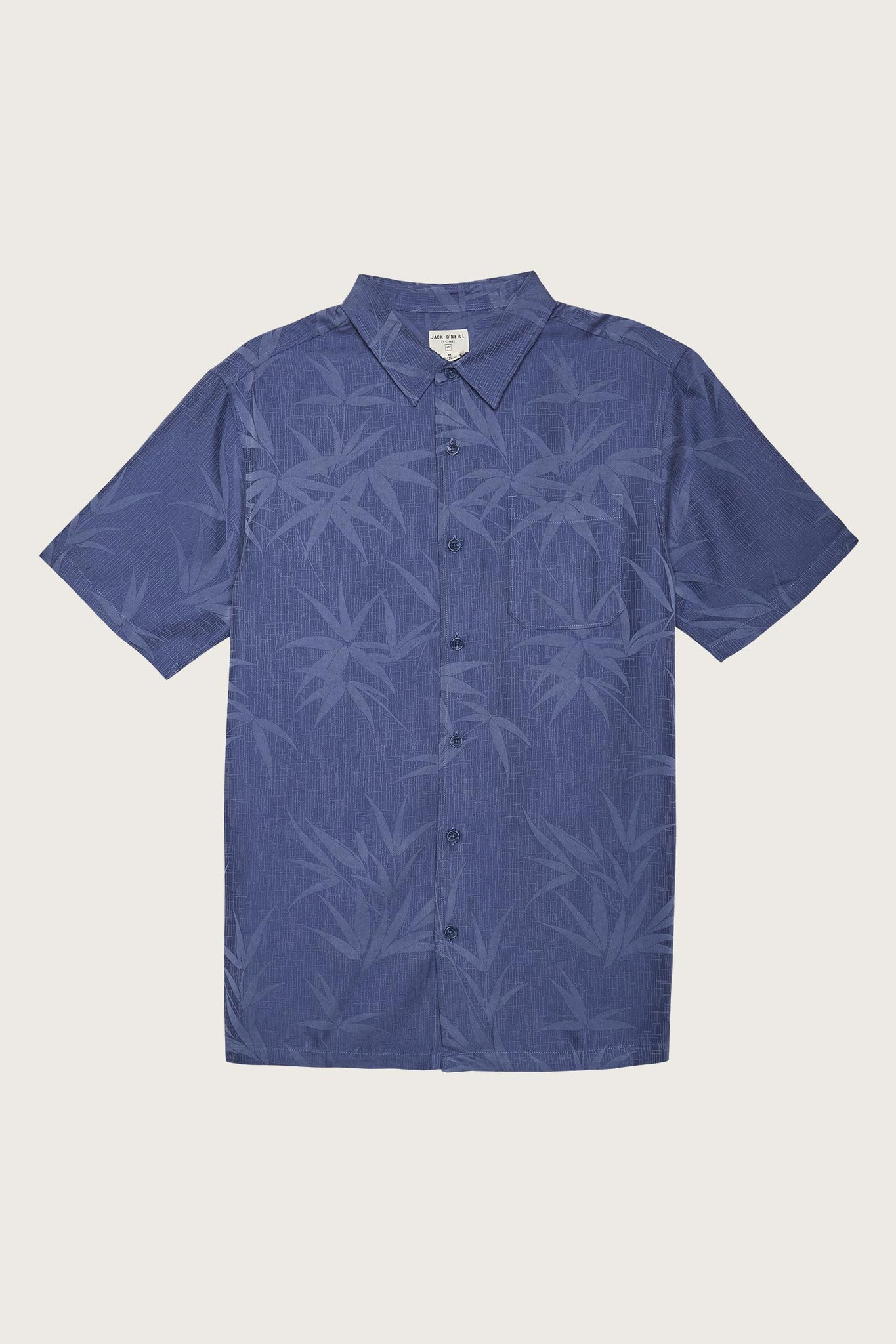 Jack O'Neill Bamboo Brush Shirt - Pacific | O'Neill