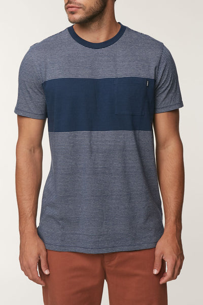 BERNARDO POCKET TEE