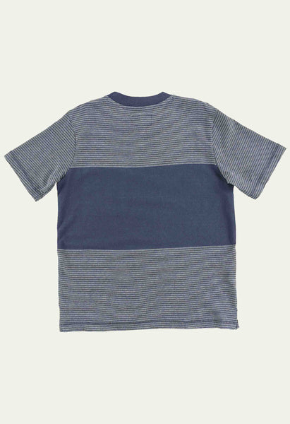 LITTLE BOYS BERNARDO CREW TEE