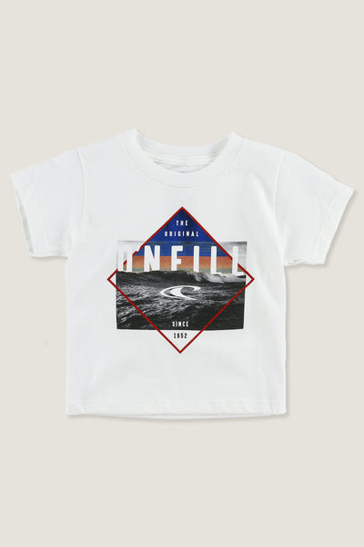 LITTLE BOYS POOL TEE