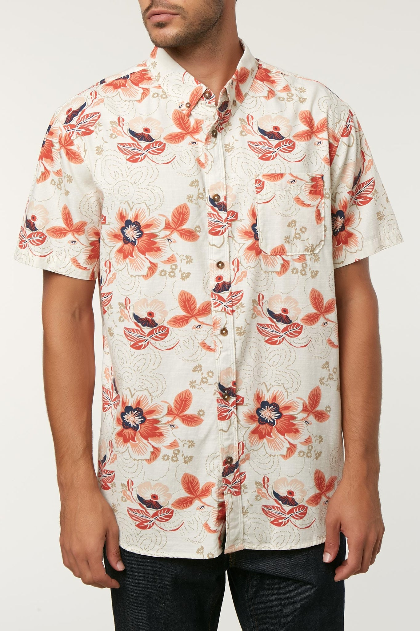 Jack O'Neill Boca Bay Shirt | O'Neill Clothing USA
