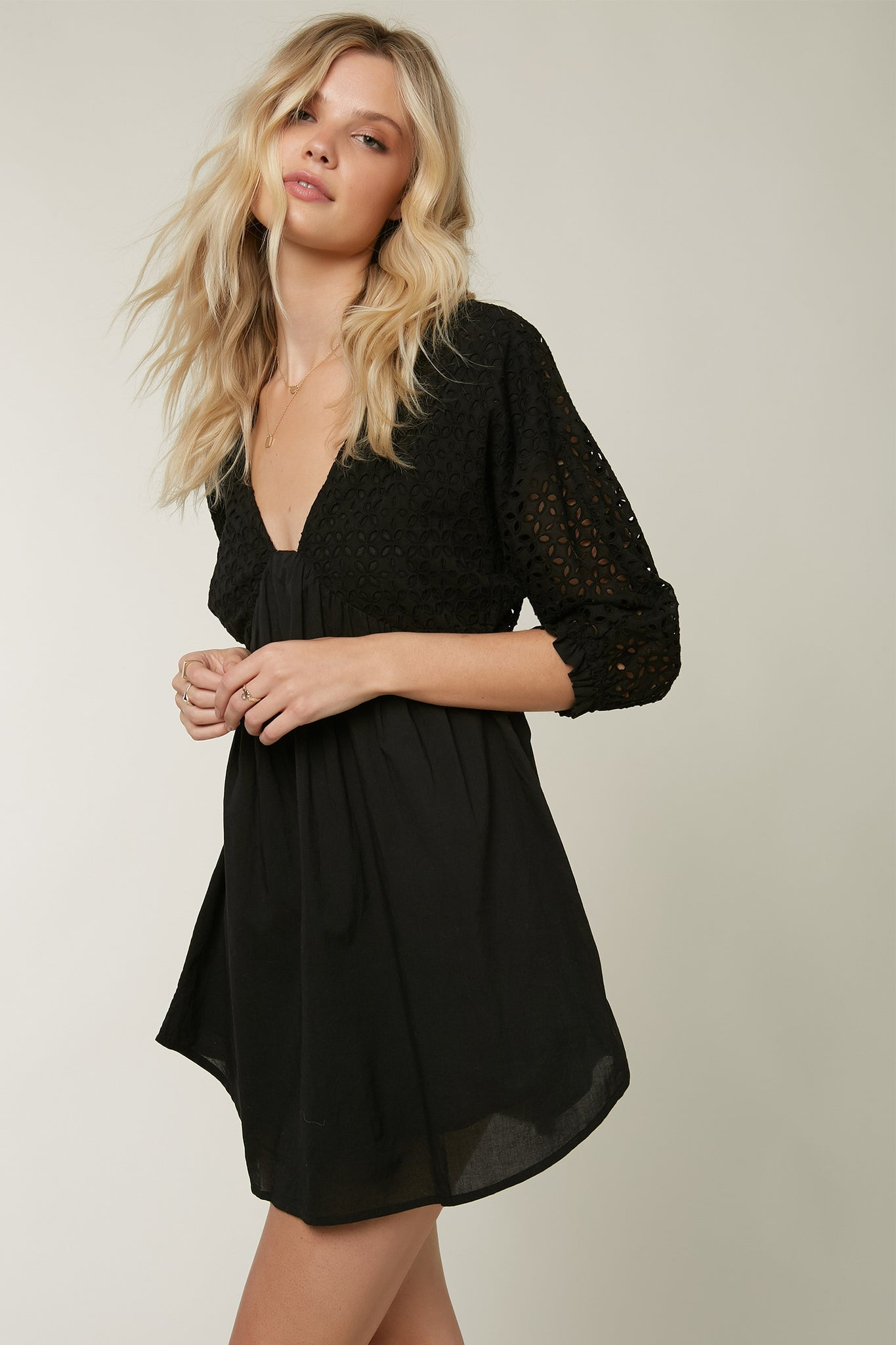 Bodhi Dress - Black | O'Neill