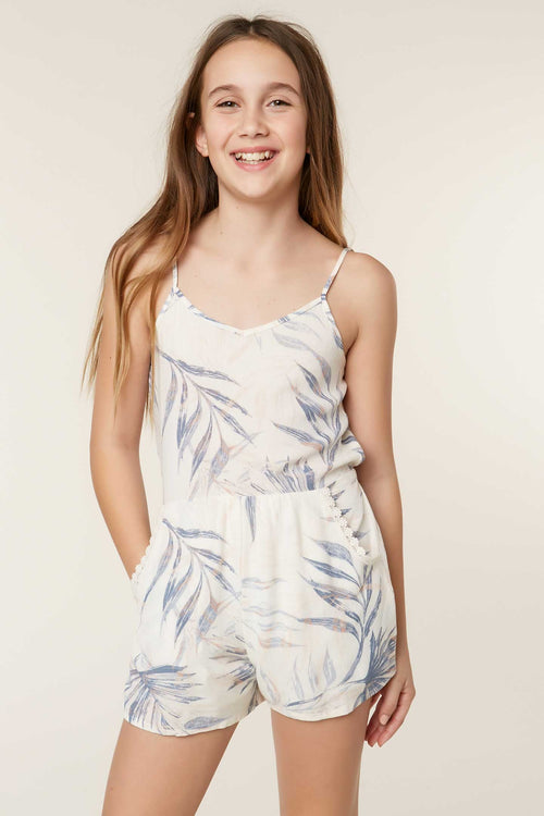 GIRLS BONITA ROMPER