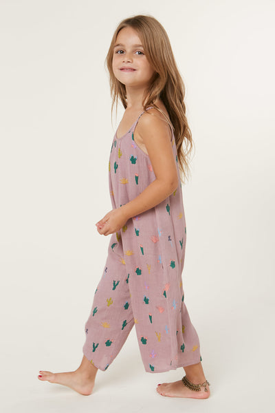 LITTLE GIRLS BONNIE JUMPSUIT