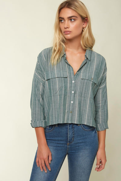 Borrego Stripe Top | O'Neill Clothing USA