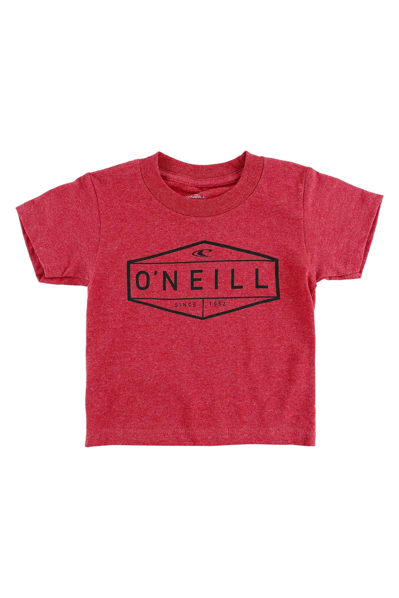 Little Boys Boxer Tee - Heather Red | O'Neill