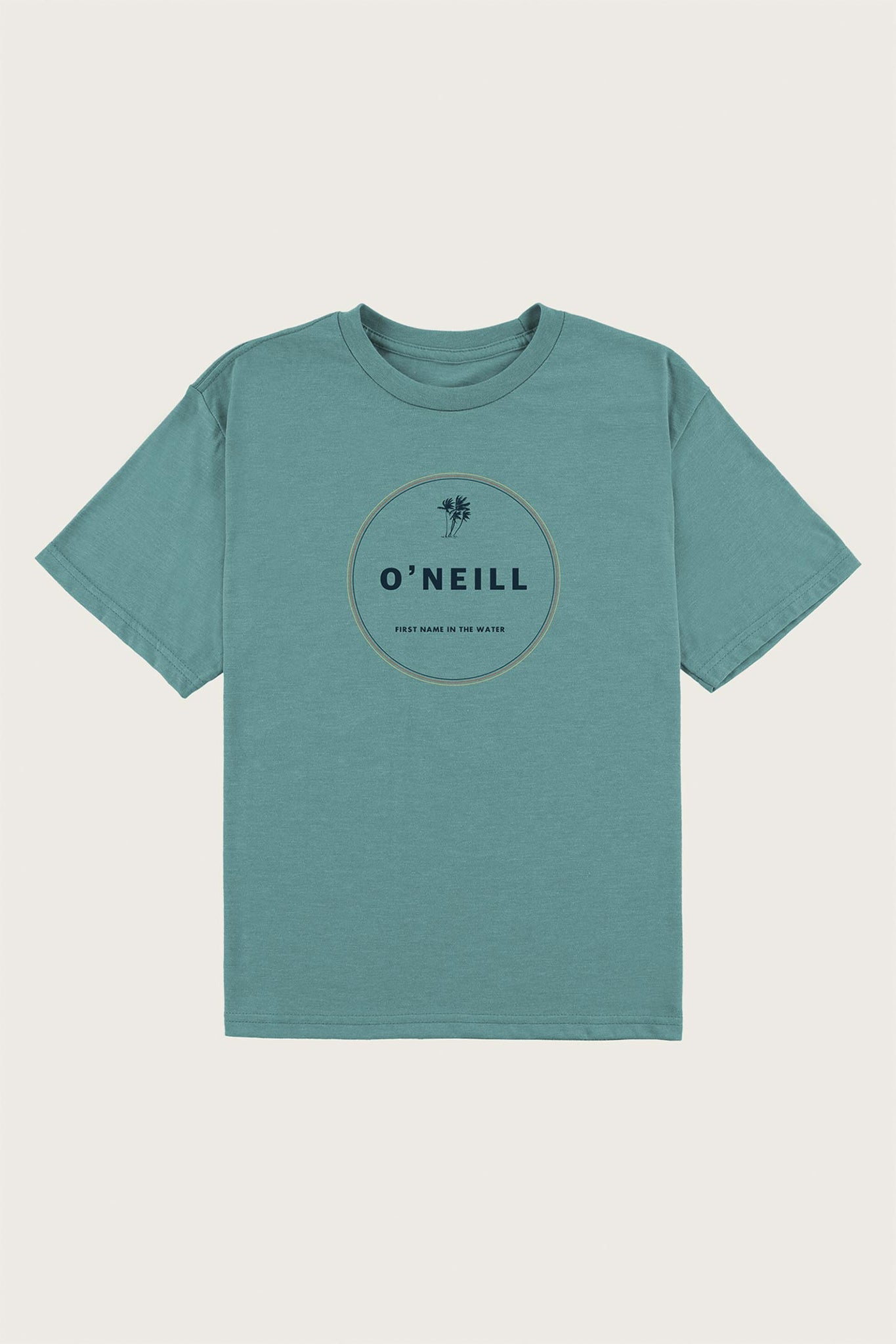 Boys Bridge The Gap Tee - Ocean | O'Neill