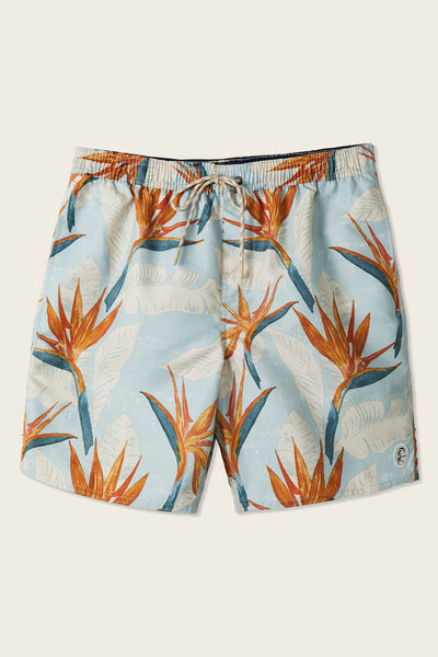 BRIGHT BIRDS VOLLEY BOARDSHORTS