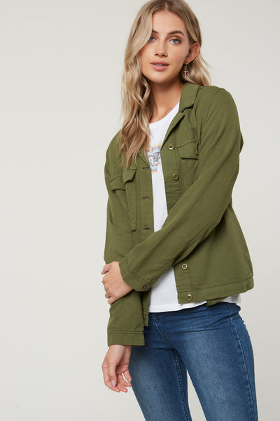 BRILEY SOLID JACKET