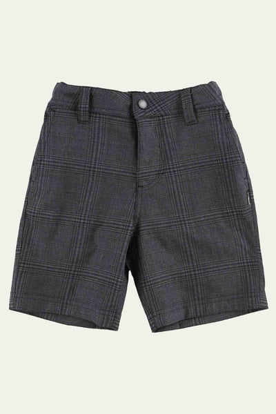 LITTLE BOYS BRISTOL PLAID SHORTS