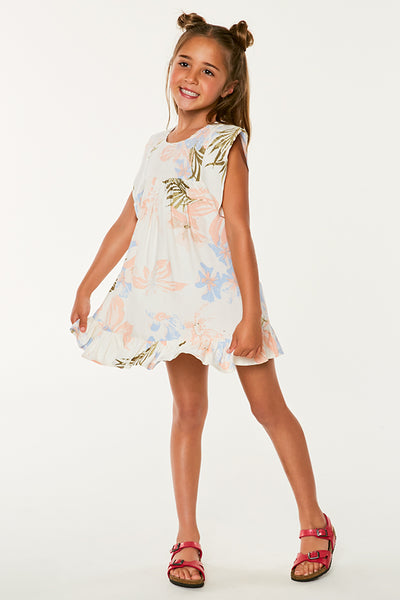 LITTLE GIRLS BRITT DRESS