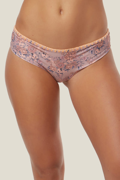 CALVIN FLORAL HIPSTER BOTTOMS