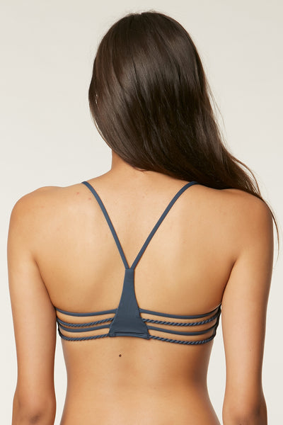 CADENCE TWIST BRALETTE TOP
