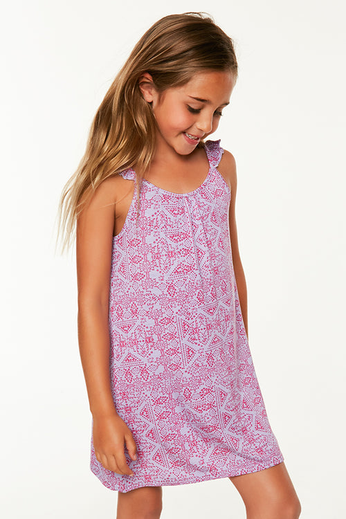 LITTLE GIRLS CARISSA DRESS