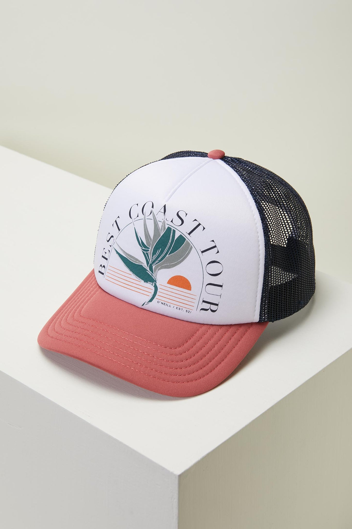 Carry On Trucker Hat - Old Rose | O'Neill