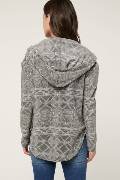 CARTER SUPERFLEECE ZIP UP HOODIE