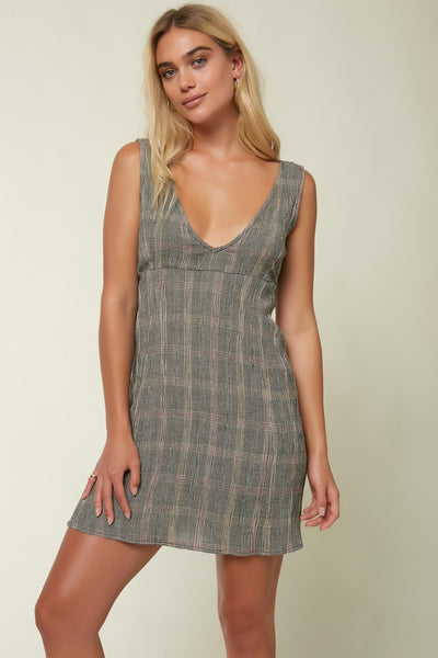 Celina Check Dress | O'Neill Clothing USA