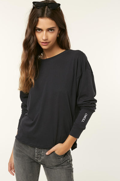 CHALK LONG SLEEVE TEE