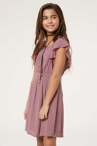GIRLS CHASER DRESS