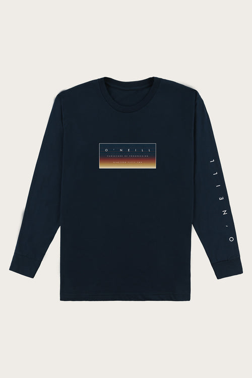 CHILL BOX LONG SLEEVE TEE