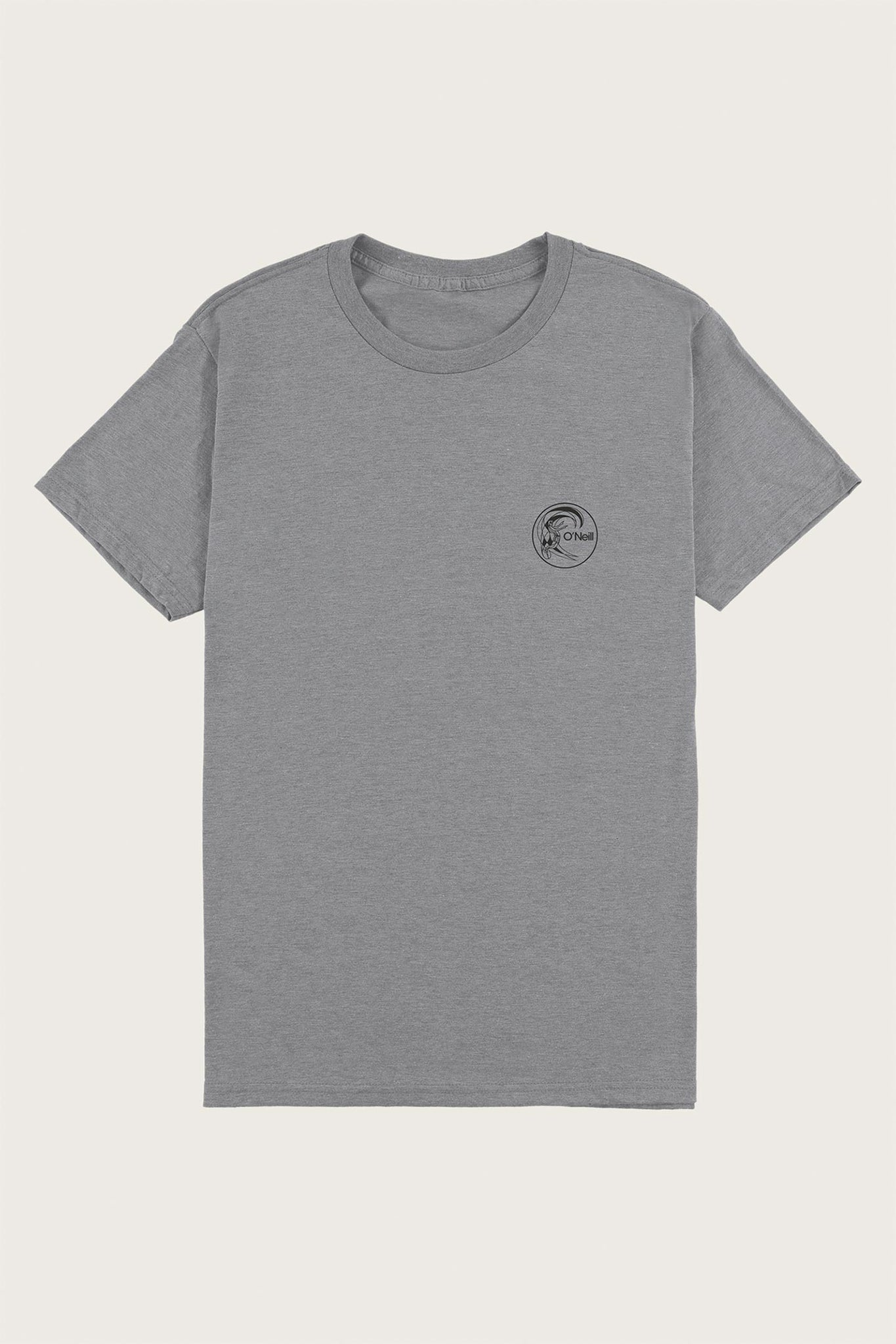 Circle Surfer Tee - Heather Grey | O'Neill