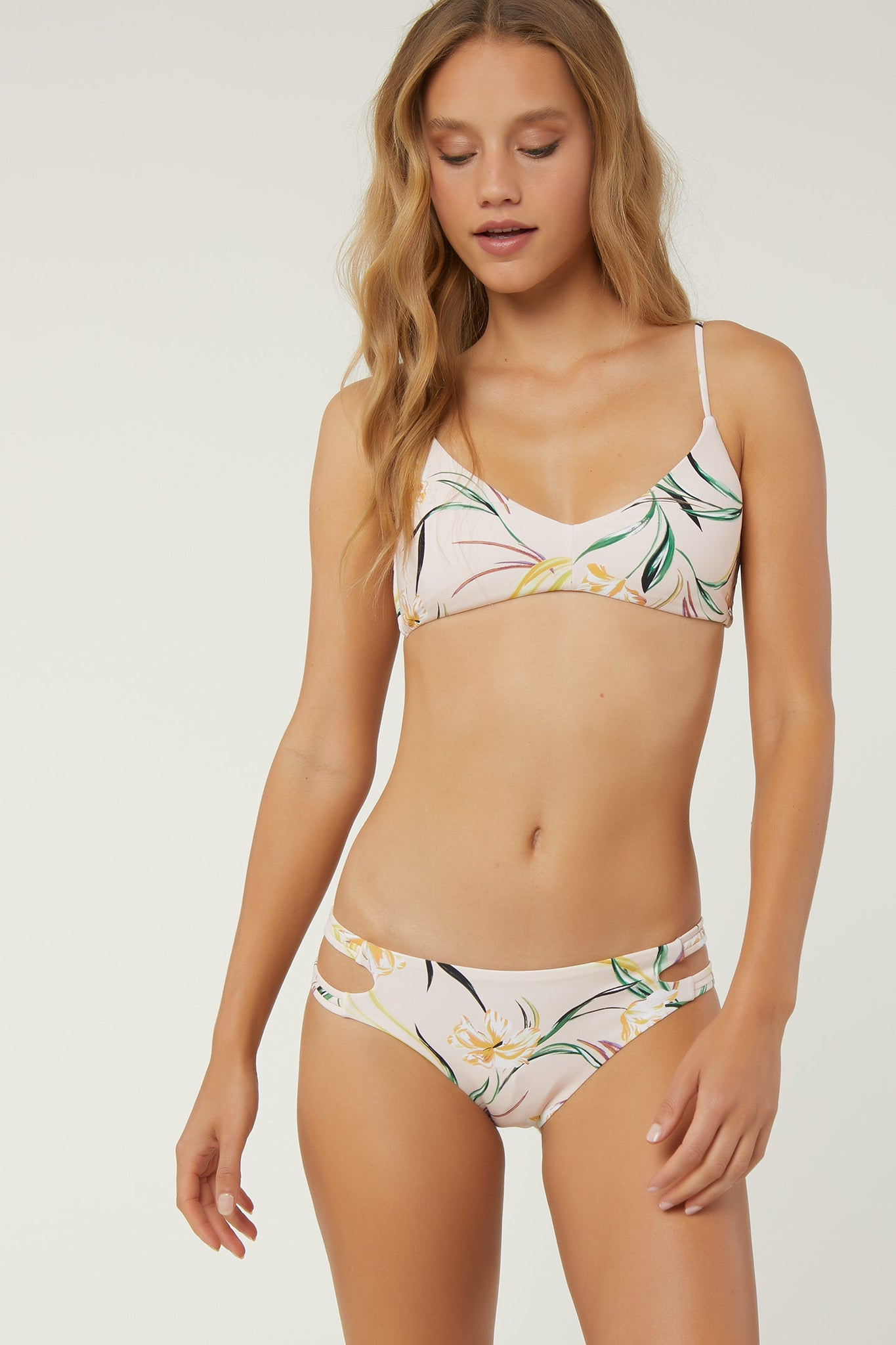 Claris Floral Strappy Bottoms | O'Neill Clothing USA