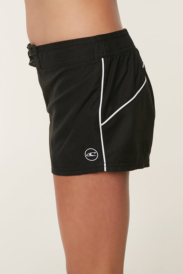 "GIRLS SALTWATER 2"" BOARDSHORT"